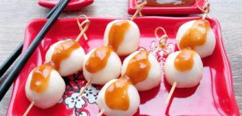 Данго — десерты