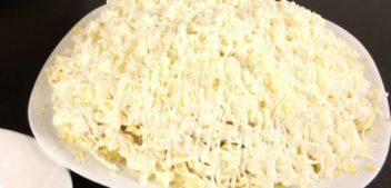 Рецепт салата «Невеста» — салаты